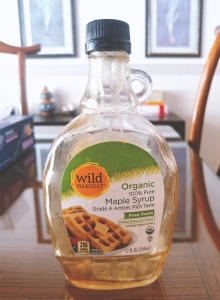 Photo of Wild Harvest Organic 100% Pure Maple Syrup